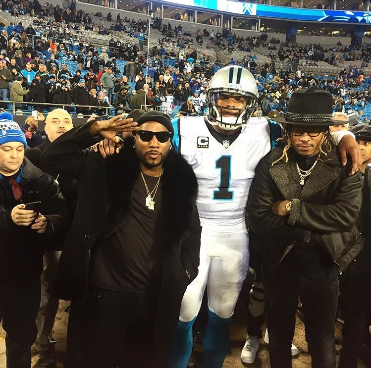 The Panthers Are The Most Unapologetically Black Team In NFL History by R.E.M.I. Media Company in Palo Alto CA